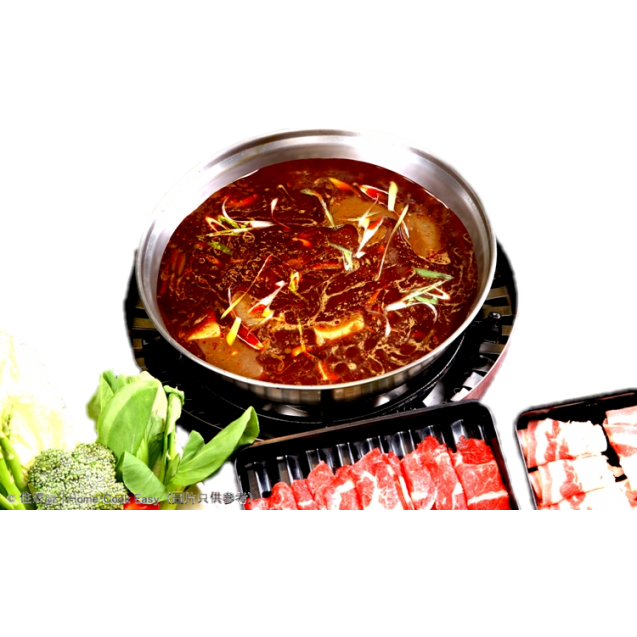 四川麻辣火鍋湯